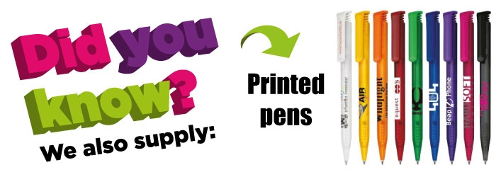 Did you know - promotional pens