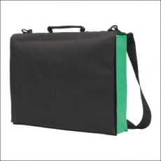 Polyester conference bag - Knowlton